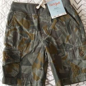NWT Boys Cargo Shorts